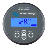 Victron Smart Battery Monitor With Built-in Bluetooth BMV-712