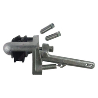 Galvanised Mechanical Brake Caliper for Boat Camper Trailer