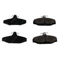 4 x Trailer Disc Brake Pads to Suit PBR Type 1 Holden Commodore Rear Caliper