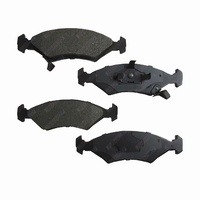 Trailer Disc Brake Pads for USA Trailers with UFP DB35 Calipers 33008
