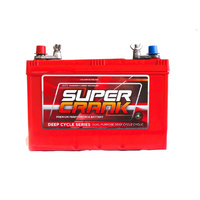 4wd Camping Dual Purpose Deep Cycle Battery 12V 68AH 625CCA