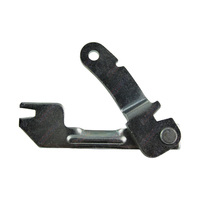"Park Brake Lever for 10"" Electric Backing Plate - Right Hand Side"