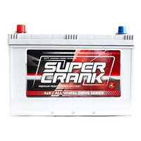 4wd Camping Dual Purpose Deep Cycle Battery 12V 110AH 1000CCA