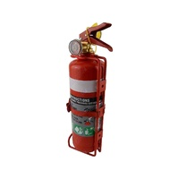 Fire Extinguisher 1kg Dry Chemical 1A:B:E for Caravans, Camper Trailers and Motor homes