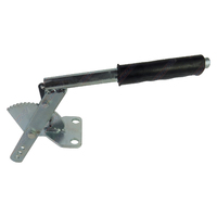 Hand Brake Lever Off Road Anti-Slip for Mechanical Brake Trailer Zinc
