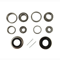 Waterproof Marine Boat Trailer Wheel Bearing Kit Holden LM Type Bearings & Seals