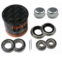Marine Boat Trailer Wheel Bearings Kit Holden LM Type Bearings Includes Grease