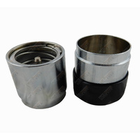 Trailer Hub Bearing Protectors with Dust Cover Caps 45mm Pair Bearing Buddies