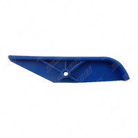 Moulded Trailer Skid 300mm Blue Teflon for Boat Trailer