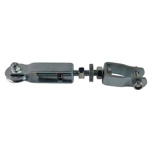 Brake Cable Adjuster with Stainless Steel Fittings and Galvanised Body