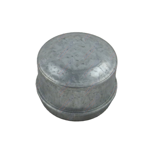 Zinc Plated Bearing Dust Cap 45mm Dia. For Tapered Type Bearings