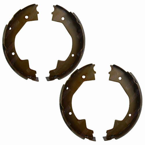 Brake Shoe Set of 4 Suit 10'' Electrical Backing Plate